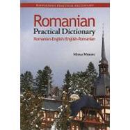 Romanian-English, English-Romanian Practical Dictionary