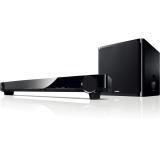 Yamaha YAS-201 2.1 Speaker System - 160 W RMS - Wireless Speaker(s) - Glossy Black