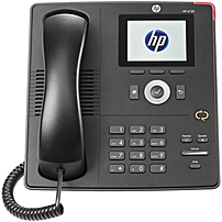 The HP 4120 IP Phone Series is optimized for use with Microsoft reg  Lync trade  Unified Communications, and can support Office 365, Microsoft's familiar Office desktop suite combined with the latest, cloud based versions of Microsoft's next generation communications and collaboration services