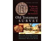 Old Testament Survey 2 SUB Binding: Hardcover Publisher: Eerdmans Pub Co Publish Date: 1996/06/01 Language: ENGLISH Pages: 860 Dimensions: 10.00 x 7.25 x 2.00 Weight: 3.20 ISBN-13: 9780802837882