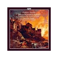 Haydn: Anne Hunter's Salon (Music CD)