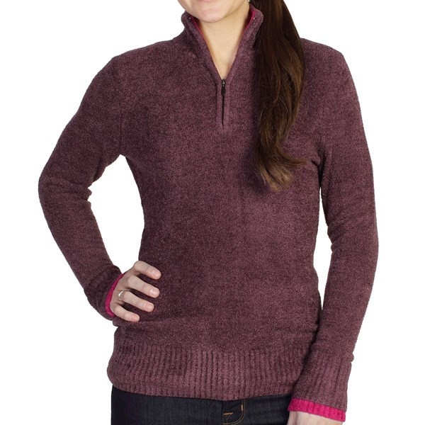 Exofficio Irresistible Dolce Sweater - Zip Neck (for Women)