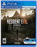 Capcom Resident Evil 7 Biohazard - Action/adventure Game - Playstation 4 013388560288