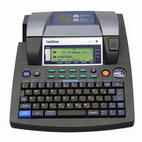 Brother Pt-9600 P-touch Pt-9600 - Labelmaker - Monochrome - Direct Thermal - Roll (1.42 In) - 360 Dpi - Up To 47.2 Inch/min - Capacity: 1 Roll - Usb  Serial