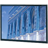 Da-lite Da-snap 38156 Projection Screen - 208-inch Diagonal - 1:2.35 - 81.5 X 192 Inches - Black