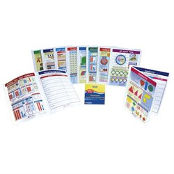 Math Visual Learning Guides Collection Grade 2 - Set of 10