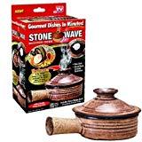 Telebrands 2 Stone Wave Micro Cooker