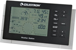 """Celestron Deluxe Weather Station Brand New Includes Two Year Warranty, The Celestron 47009CEL Deluxe Weather Station is a wireless, easy to set up, freestanding unit with a detachable stand or wall hanger for easy install"
