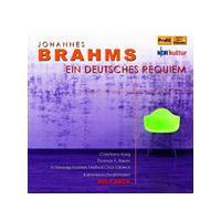 Brahms: Ein Deutsches Requiem (Music CD)