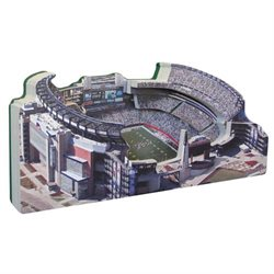 New England Patriots - Gillette Stadium Lighted Replica