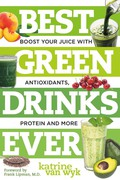 Model-turned-nutritionist Katrine van Wyk shows you how to take your veggie smoothie to the next level, by enhancing its beneifts with added protein, fiber, and superfoods like as acai and bee pollen—all to make sure your body's enjoying, truly , the best green drink ever