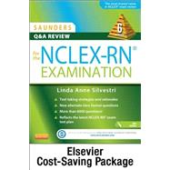 Saunders Q & A Review For The Nclex-rn Examination Pageburst E-book On Vitalsource   Evolve Access Retail Access Cards