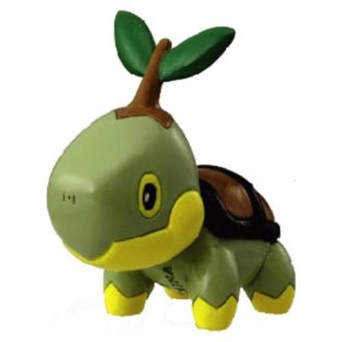 Turtwig (MC-130): Pokemon Monster Collection 2 Mini Figure