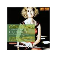 Con Garbo: Sonatas of Johann Nepomuk Hummel (Music CD)