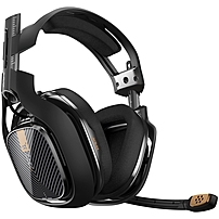 Astro A40 Tr Headset - Stereo - Black - Mini-phone - Wired - 48 Ohm - 20 Hz - 24 Khz - Over-the-head - Binaural - Circumaural - 6.56 Ft Cable - Yes 3ah4t-agx9n-506