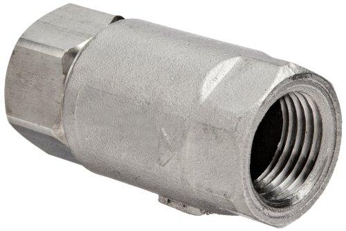 Apollo 62-100 Series Stainless Steel Check Valve, Ball Cone, 1/2