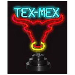 Tex Mex Neon Sculpture - by Neonetics