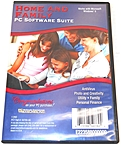 Pc Treasures 50780-ac Home And Family Pc Software Suite - Antivirus - Photo And Creativity - 1 Disc