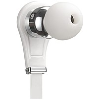 Beats By Dr. Dre Tour Earset - Stereo - White - Mini-phone - Wired - Earbud - Binaural - Open - 4.20 Ft Cable 900-00020-01