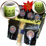 cgb_9977_1 Kike Calvo Cartagena Colombia - Zenu Gold Museum - Coffee Gift Baskets - Coffee Gift Basket