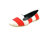 Johnston & Murphy Riley Womens Size 9 Red Textile Flats Shoes