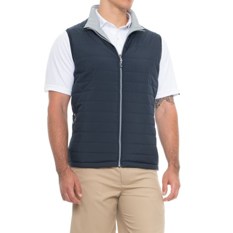 Michael Reversible Vest - Insulated (for Men)