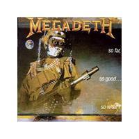 Megadeth - So Far, So Good...So What? (Music CD)