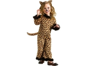 Pretty Leopard Toddler Costume