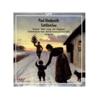 Paul Hindemith: Tuttifäntchen (Music CD)