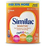 Similac Sensitive Stage 1 Baby Formula - Powder- 1.86 lb