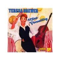 Teresa Brewer - Miss Versatility (Music CD)