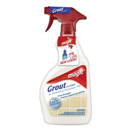 Magic 30 Oz Grout Cleaner With Stay Clean Technology