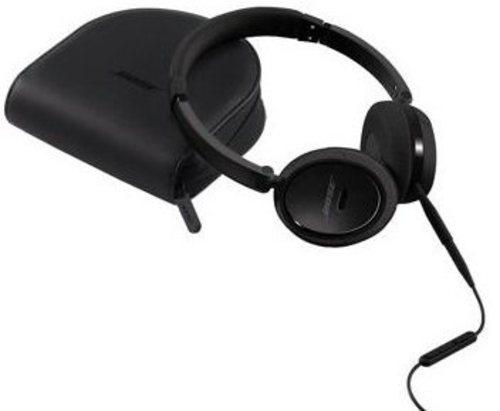 Bose 715594-0010 On Ear Headphones - Black