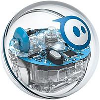 Sphero K001row Sprk Plus Educational Rc Robot - Bluetooth - White/blue