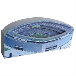 New York Jets - MetLife Stadium Replica w - Display Case