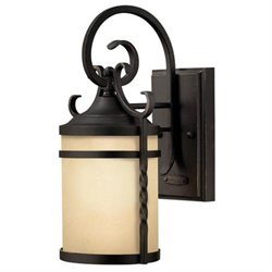 Hinkley Casa Olde Black Outdoor Wall Sconce