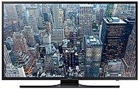 Samsung Ju6500 Series Un75ju6500 75-inch 4k Ultra Hd Smart Led Tv - 3840 X 2160 - 120 Motion Rate - Hdmi, Usb