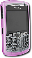 Research In Motion 82736bb Rubber Skin For Blackberry Curve - Pink