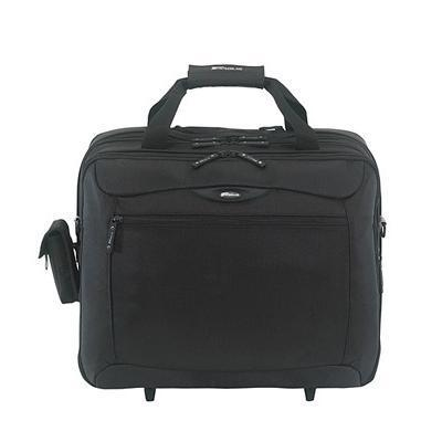 17 Rolling Travel Laptop Case - notebook carrying case