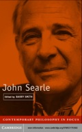 From his groundbreaking book Speech Acts to his most recent studies of consciousness, freedom and rationality John Searle has been a dominant and highly influential figure amongst contemporary philosophers