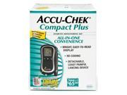 Accu-chek Compact Diabetes Monitoring Kit Ea