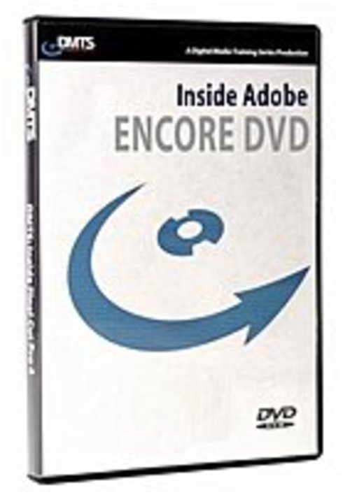 Magnet Media Insencdvd Inside Adobe Encore Training Full Version Dvd For Pc, Mac