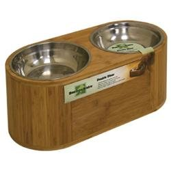 Our Pet's Bamboo Bistro Double Dog Diner