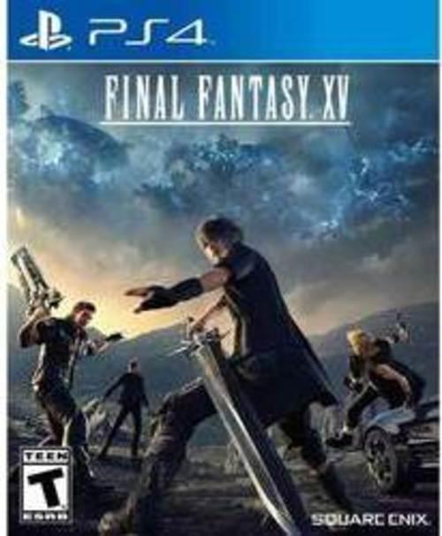 Square Enix 662248917603 Final Fantasy Xv - Playstation 4