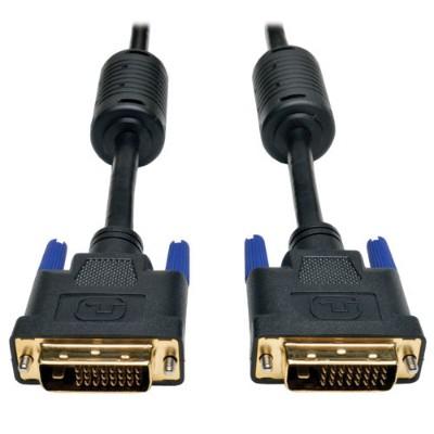 Tripplite P560-006 Dvi Dual Link Cable Digital Tmds Monitor Cable Dvi-d - Display Cable - Dvi-d (m) - To - Dvi-d (m) - 6 Ft - Molded