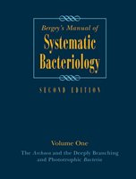 Bergey's Manual Of Systematic Bacteriology: Volume One : The Archaea And The Deeply Branching And Phototrophic Bacteria