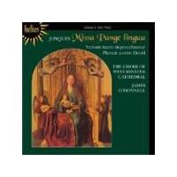 Josquin des Pres: Missa Pange Lingua (Music CD)