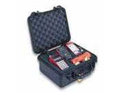 Pelican 1400 Medium Watertight Hard Case - Silver