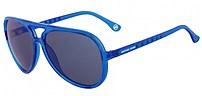 Michael Kors M2938s-420 Brynn Designers Sunglasses - Crystal Blue