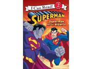 Superman Versus Bizarro (i Can Read. Level 2)